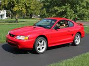 Ford Mustang 9660 miles